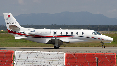 A picture of ECKPB - Cessna 560XLS Citation Excel -  - © Paolo Maggiolo