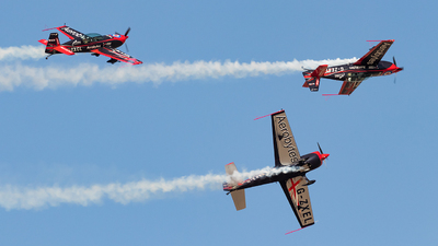 G-ZXEL - Extra 300L - The Blades Aerobatic Team