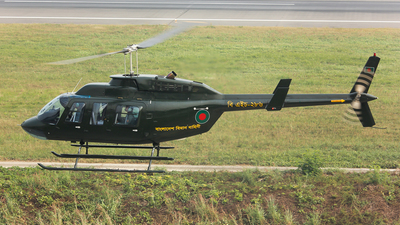 BH-286 - Bell 206L-4 LongRanger - Bangladesh - Air Force