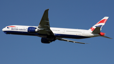 G-STBL - Boeing 777-336ER - British Airways