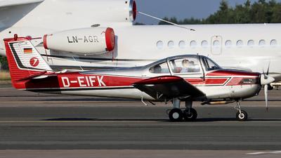 D-EIFK - Fuji FA-200-180 Aero Subaru - Private