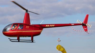 PR-TGV - Robinson R44 Raven II - Private