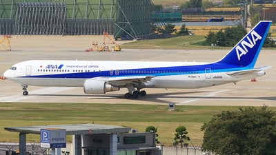 JA610A - Boeing 767-381(ER) - All Nippon Airways (Air Japan)