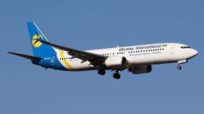 UR-PSX - Boeing 737-8EH - Ukraine International Airlines