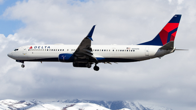 A picture of N896DN - Boeing 737932(ER) - Delta Air Lines - © John Marzo