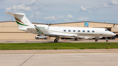 N600JD - Gulfstream G-V - Private