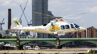 G-FRRN - Agusta-Westland AW-109SP GrandNew - Private