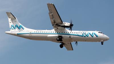 XA-UZT - ATR 72-212A(600) - Aeromar