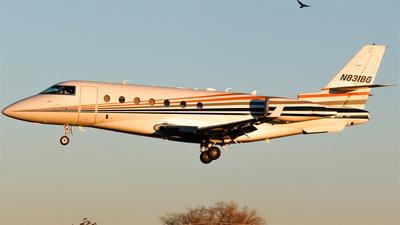 N831BG - Gulfstream G200 - Clay Lacy Aviation