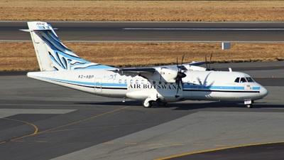 A2-ABP - ATR 42-500 - Air Botswana