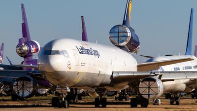 N646FE - McDonnell Douglas MD-11(F) - FedEx