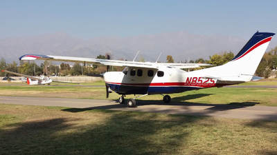 N852S - Cessna P210N Silver Eagle - Private