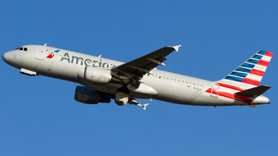 A picture of N111US - Airbus A320214 - American Airlines - © Conor Clancy