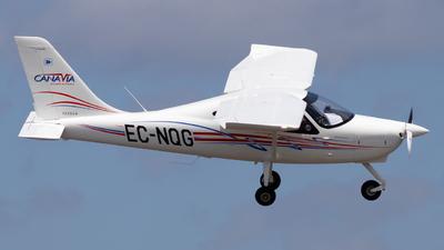 EC-NQG - Tecnam P2008JC - Canavia
