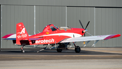 VH-OUF - Air Tractor AT-802A - Aerotech Australasia