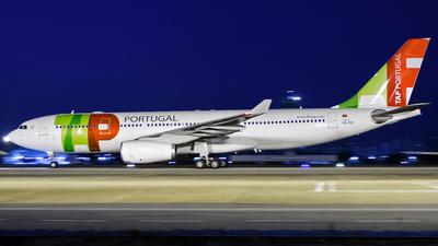 CS-TOT - Airbus A330-243 - TAP Portugal