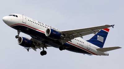 N755US - Airbus A319-112 - US Airways