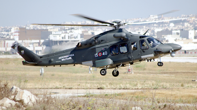 MM81796 - Agusta-Westland AW-139 - Italy - Air Force