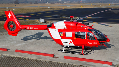 HB-ZQG - Airbus Helicopters H145 - REGA - Swiss Air Ambulance