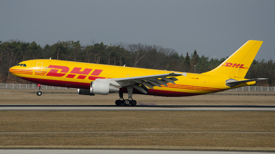D-AEAO - Airbus A300B4-622R(F) - DHL (European Air Transport)