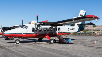 N177GC - De Havilland Canada DHC-6-300 Twin Otter - Grand Canyon Airlines