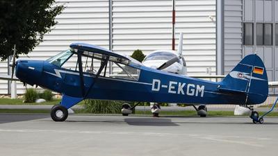 D-EKGM - Piper PA-18-105 Super Cub - Private