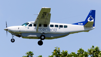 A picture of VHCVN - Cessna 208B Grand Caravan - Hinterland Aviation - © Christian Hartan