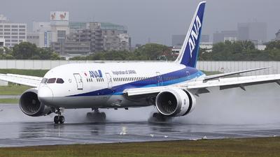 JA819A - Boeing 787-8 Dreamliner - All Nippon Airways (ANA)