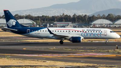 XA-DAC - Embraer 190-100IGW - Aeroméxico Connect