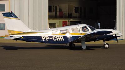 PP-CRR - Piper PA-34-200T Seneca II - Fly Eagle Escola de Aviação Civil