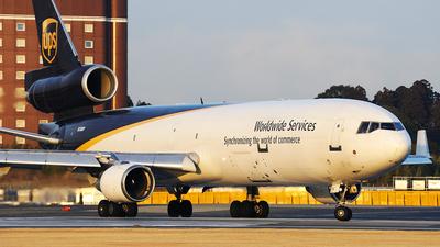 N288UP - McDonnell Douglas MD-11(F) - United Parcel Service (UPS)