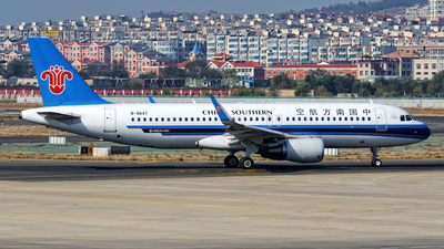 B-8847 - Airbus A320-214 - China Southern Airlines