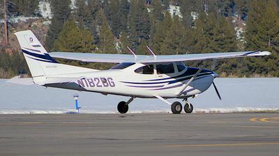 A picture of N182BG - Cessna 182T Skylane - [18281536] - © Jamie West
