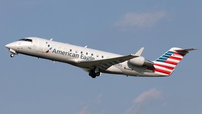 N257PS - Bombardier CRJ-200ER - American Eagle (PSA Airlines)