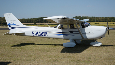 F-HJBM - Cessna 172S Skyhawk SP - Private