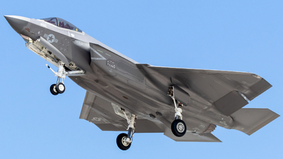 169799 - Lockheed Martin F-35C Lightning II - United States - US Navy (USN)
