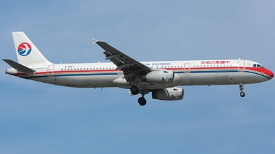 B-9947 - Airbus A321-231 - China Eastern Airlines