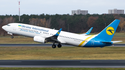UR-PSS - Boeing 737-8AS - Ukraine International Airlines