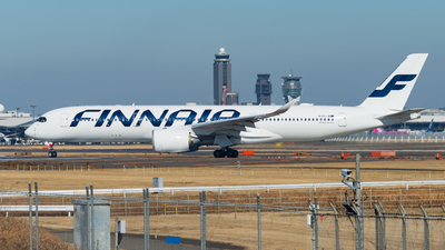 A picture of OHLWI - Airbus A350941 - Finnair - © M Tanibata