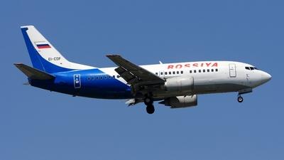 EI-CDF - Boeing 737-548 - Rossiya Airlines