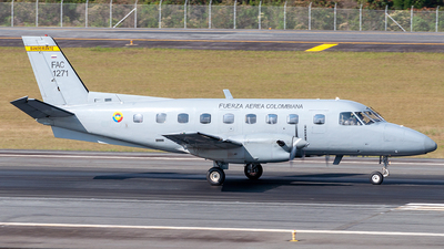FAC1271 - Embraer C-95A Bandeirante - Colombia - Air Force