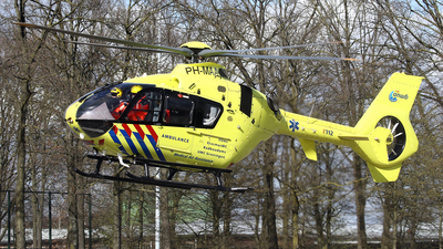 PH-MAA - Eurocopter EC 135T2+ - ANWB Medical Air Assistance