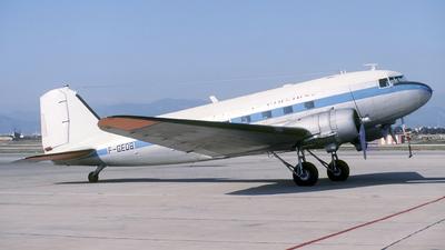 F-GEOB - Douglas C-47B Skytrain - Hemet Exploration