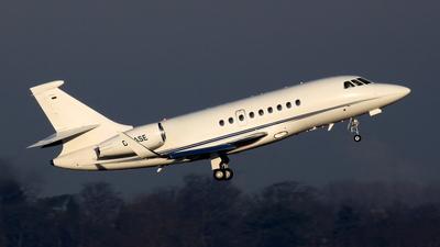 D-BASE - Dassault Falcon 2000EX - Private