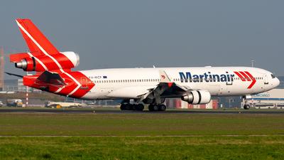 PH-MCP - McDonnell Douglas MD-11(CF) - Martinair
