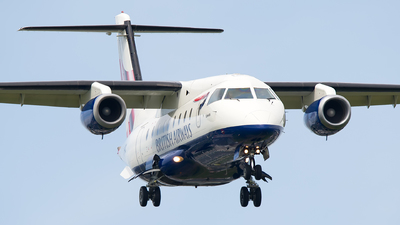 OY-NCI - Dornier Do-328-300 Jet - British Airways (Sun-Air)