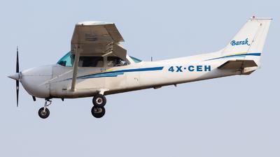 4X-CEH - Cessna 172M Skyhawk - Barak Aviation Services