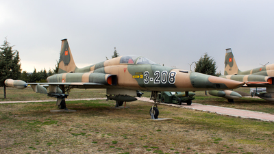 67-21208 - Northrop F-5A Freedom Fighter - Turkey - Air Force