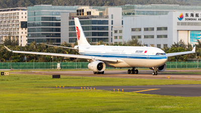 B-8577 - Airbus A330-343 - Air China