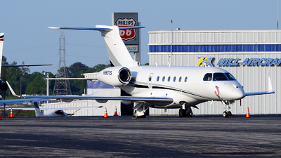 N183TS - Embraer EMB-550 Legacy 500 - Private